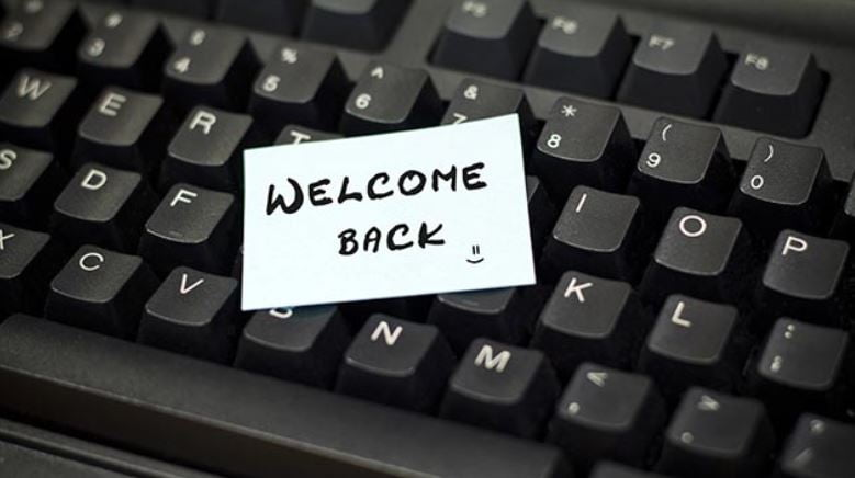 Return to the Workplace: The Transition Back Starts Now