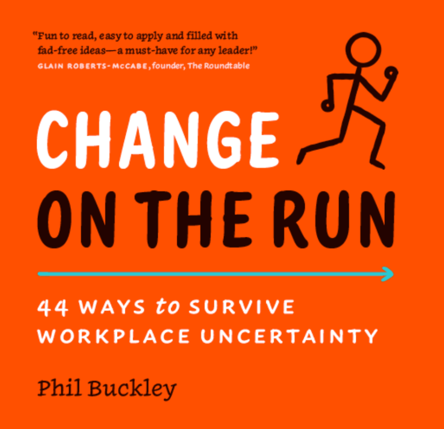 Change on the Run - Front Cover