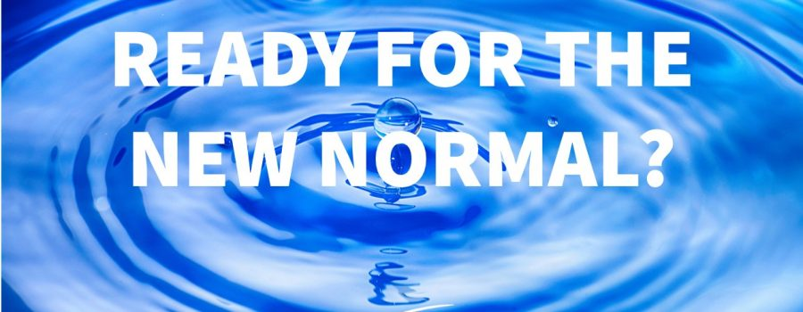 Planning Your Transition to the New Normal