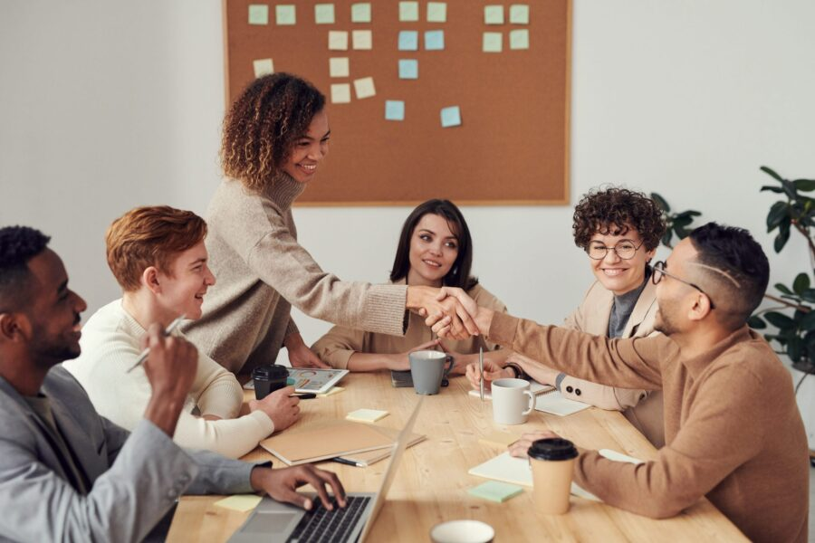 Building and maintaining a strong D&I team